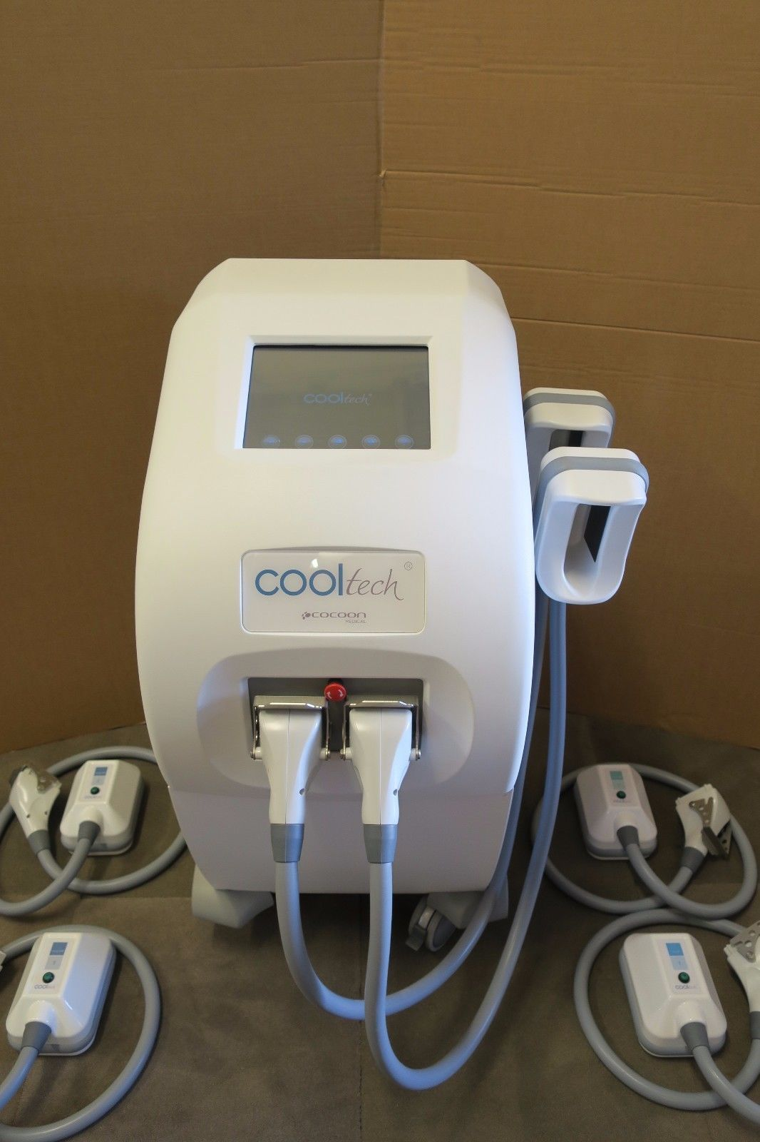 Cocoon Medical Cooltech Body Fat Freezing Reduction Beauty